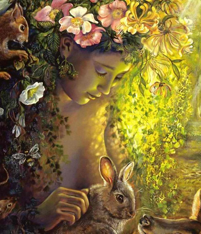 Ostara the Spring Equinox