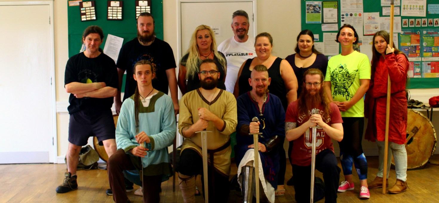 Liking the Viking life