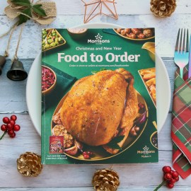Peanut & Sprout's 2018 festive food guide – Morrisons