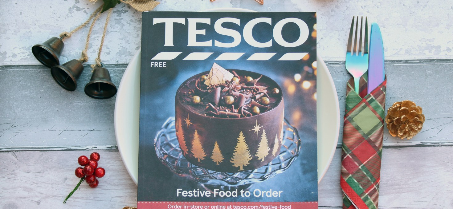 Peanut & Sprout's 2018 festive food guide – Tesco