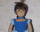 CinderellaDressforAGDoll