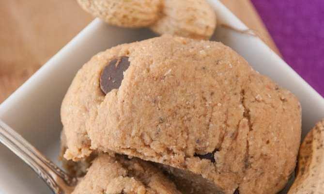 Chunky Monkey Edible Protein Cookie Dough