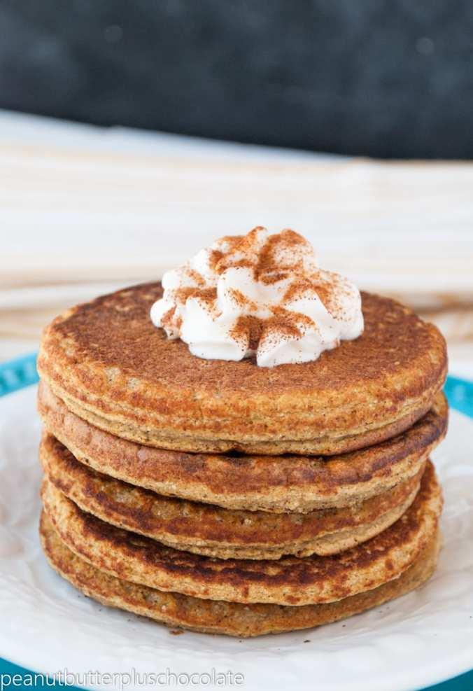 Pumpkin-Pancakes