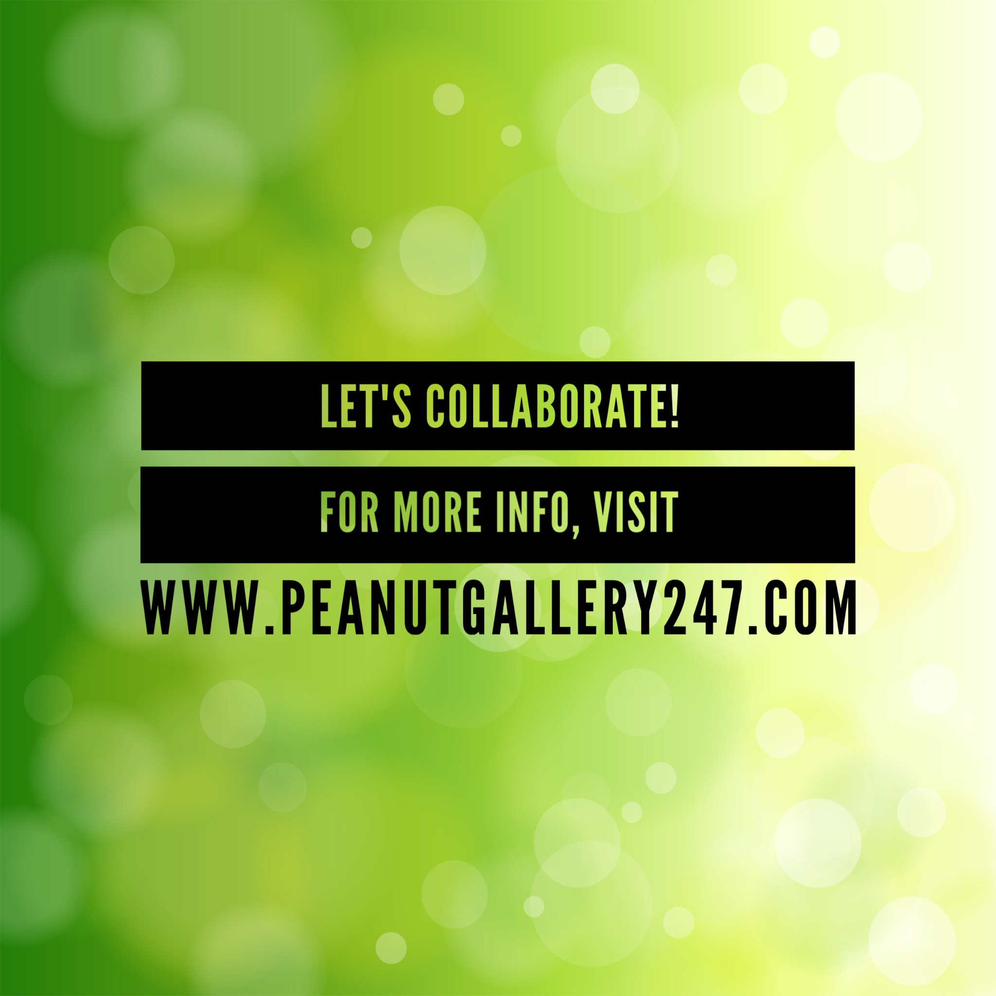 Let's Collaborate