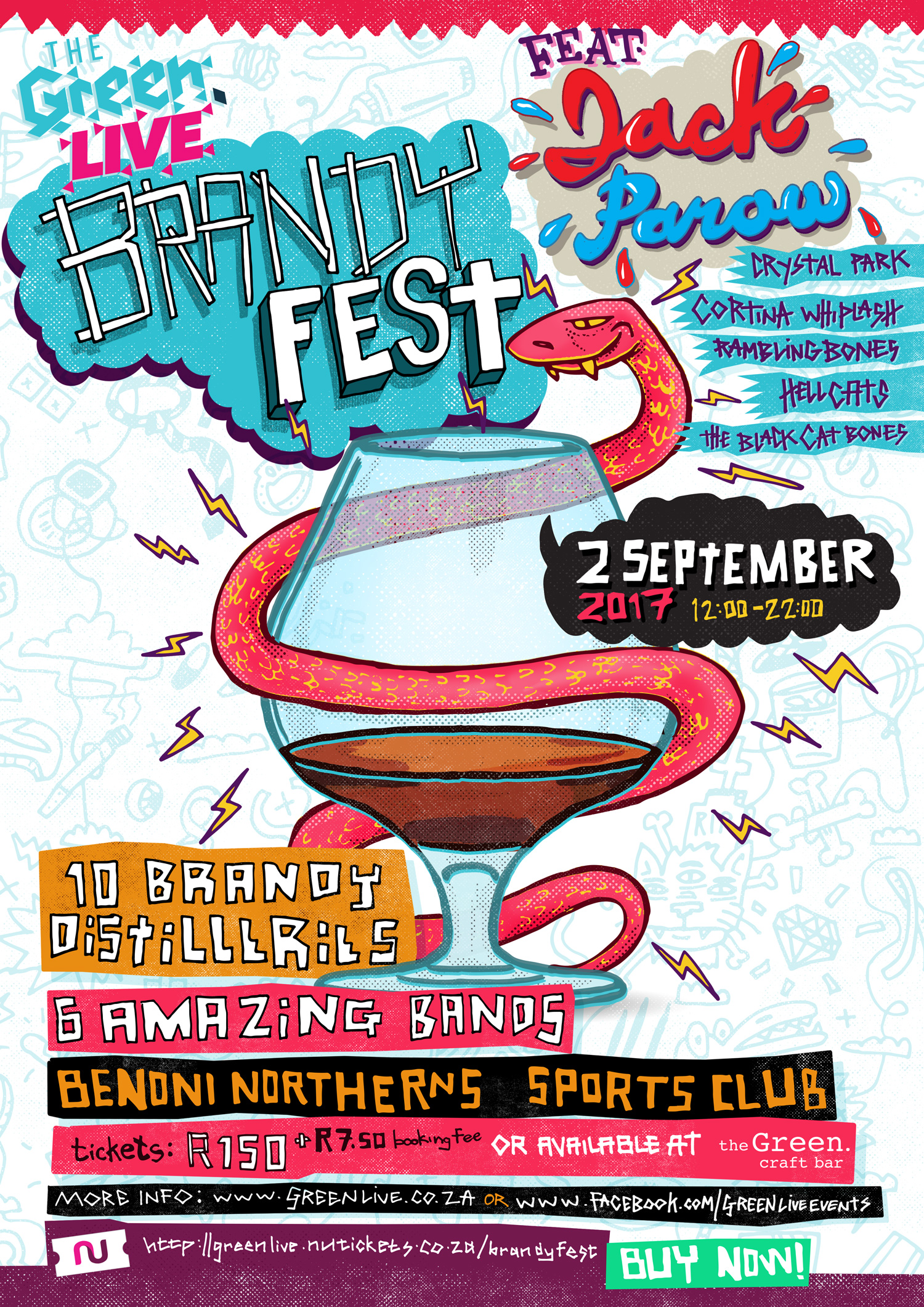 Win Tickets to the Brandy Fest