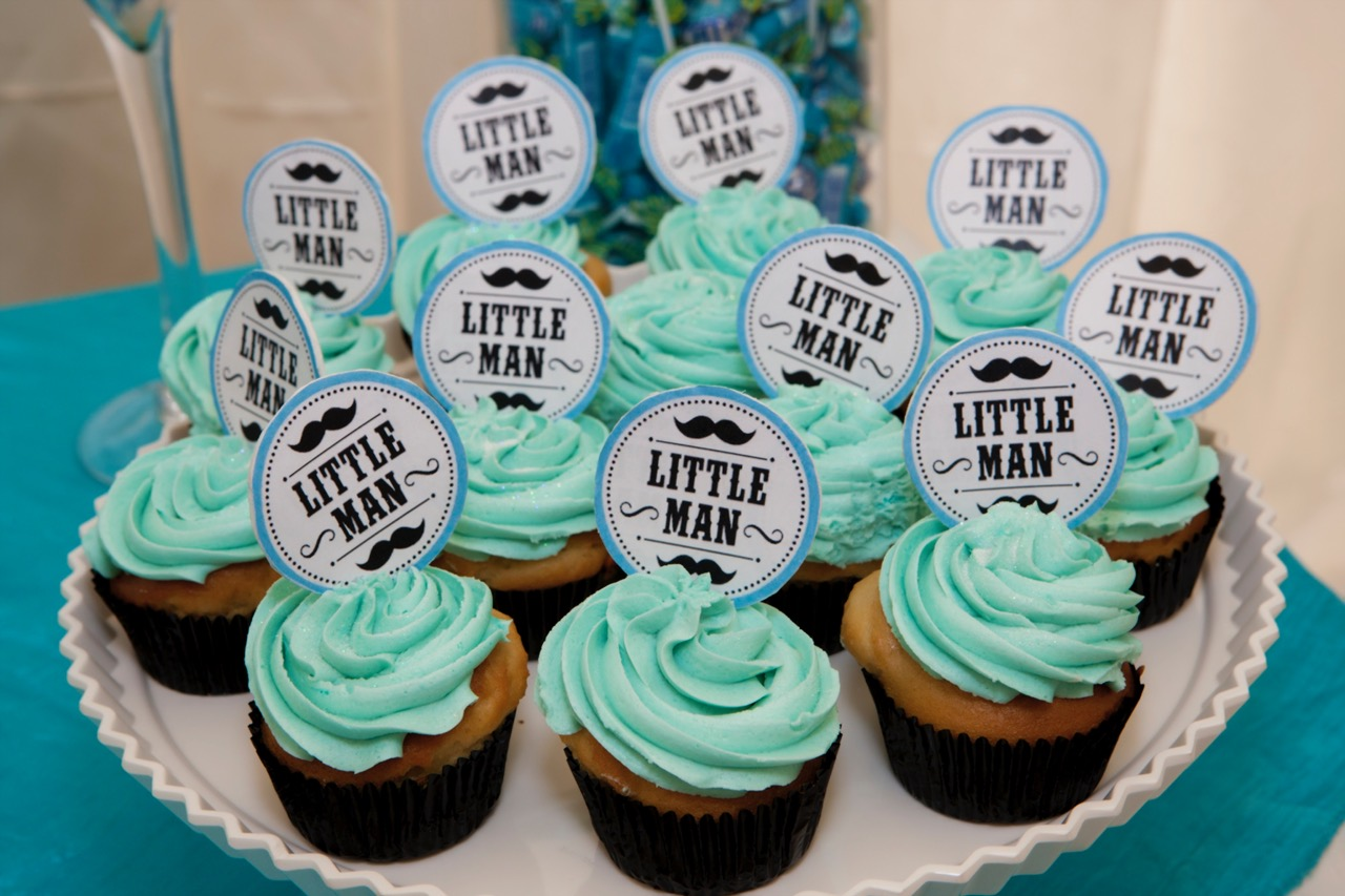 Little Man Birthday Theme Peanut Gallery 247