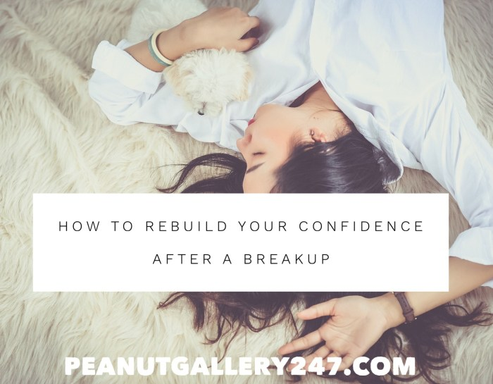 How to Rebuild your Confidence After a Breakup