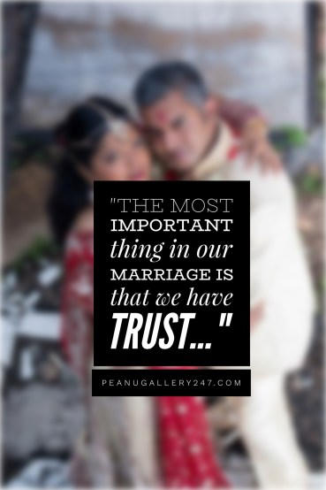 We have Trust - PeanutGallery247