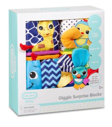 Giggle Surprise Blocks - PeanutGallery247