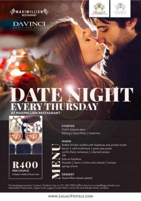 Date Night Menu Maximillien - PeanutGallery247
