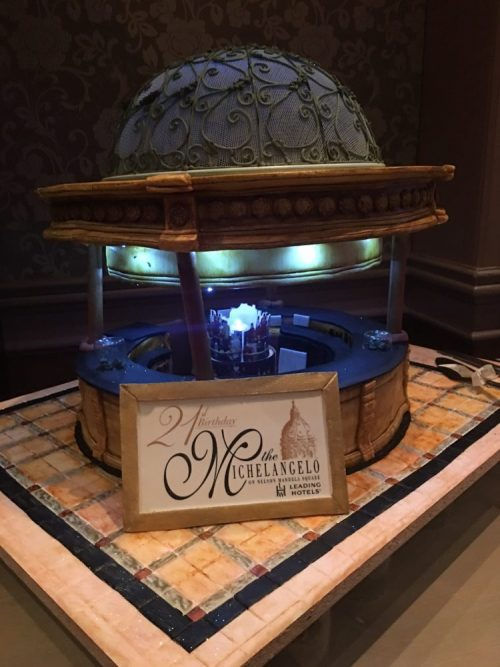 The Michelangelo Hotel Turns 21