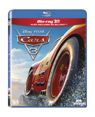 Cars 3_Blu-Ray - PeanutGallery247