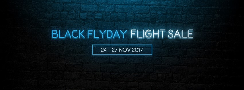 "TravelStart Black Friday Sale – ""Black FLYDAY"""