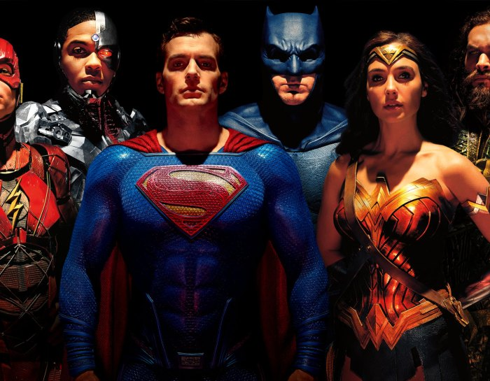 Everything Wrong with Justice League!