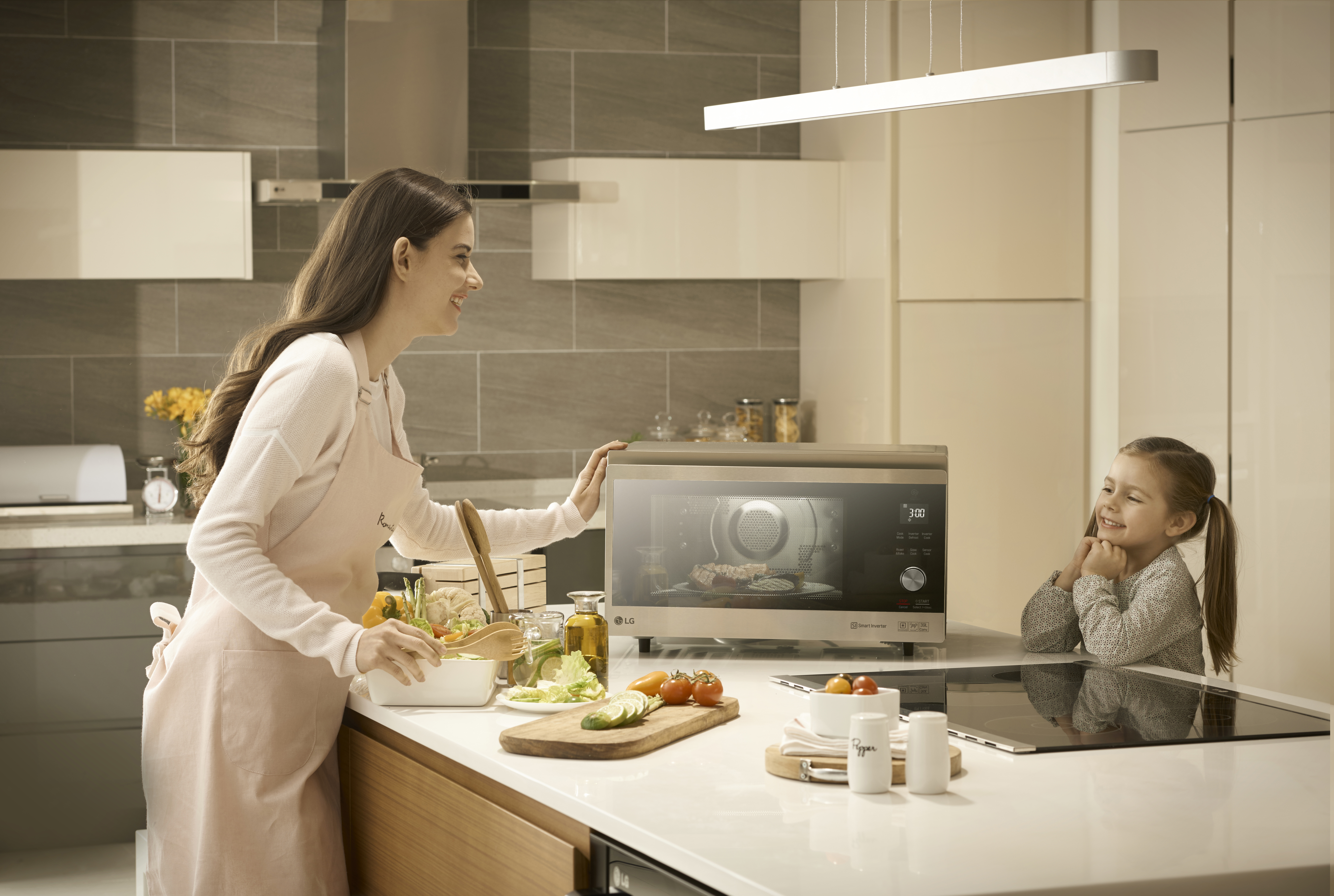 LG NeoChef – Converting Tech into the ultimate dining experience