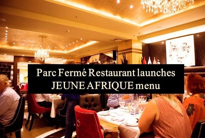 Parc Ferme Restaurant Serving up and Embracing Diversity
