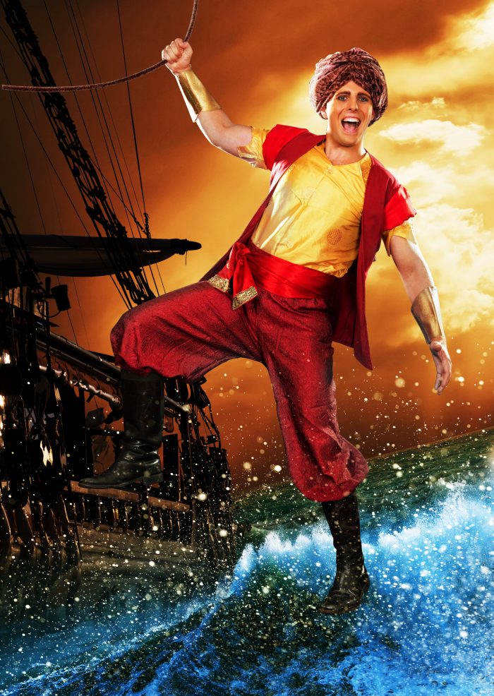 Sinbad the Sailor Pantomime (Durban)