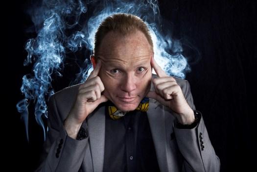 Andre the Hilarious Hypnotist 5 - PeanutGallery247