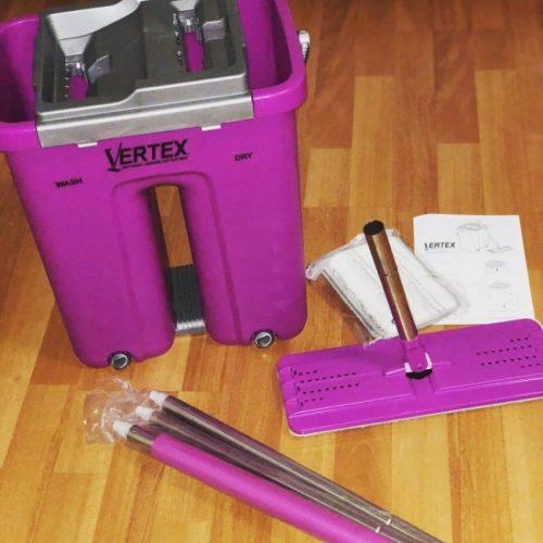 Vertex Mop Review - PeanutGallery247