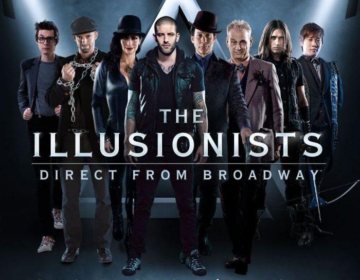 THE ILLUSIONISTS – SA TOUR 2018