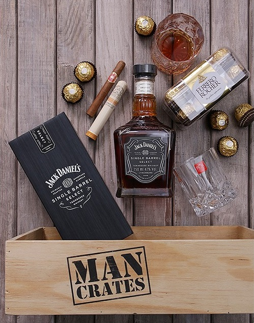 Revive the Romance this Valentine's Day Man Crate - Netflorist - PeanutGallery247