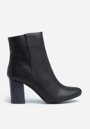 Genna Black Boots - PeanutGallery247