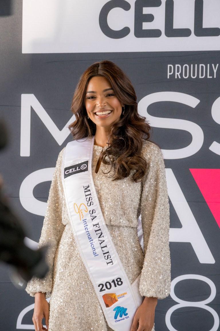 Miss SA 2018 Top 12 - Karishma Ramdev - PeanutGallery247