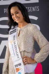 Miss SA 2018 Top 12 -Tamarin Bensch - PeanutGallery247