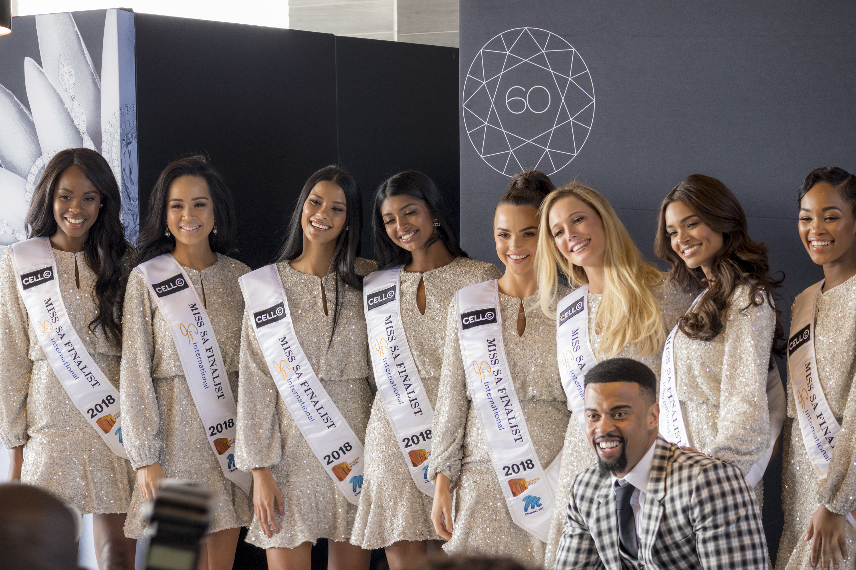 Miss SA 2018 Top 12 Finalists