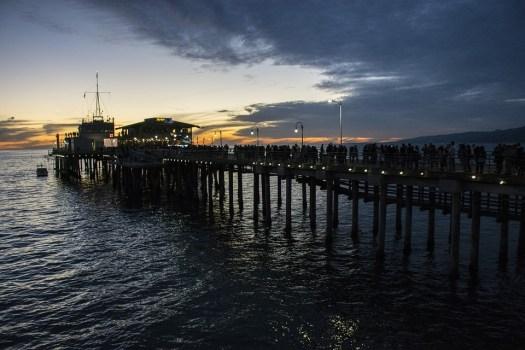 Amazing West Coast Landscapes - Santa Monica Pier - PeanutGallery247