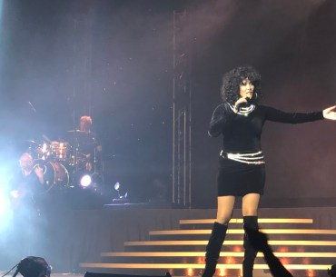 Whitney Houston Show - Review