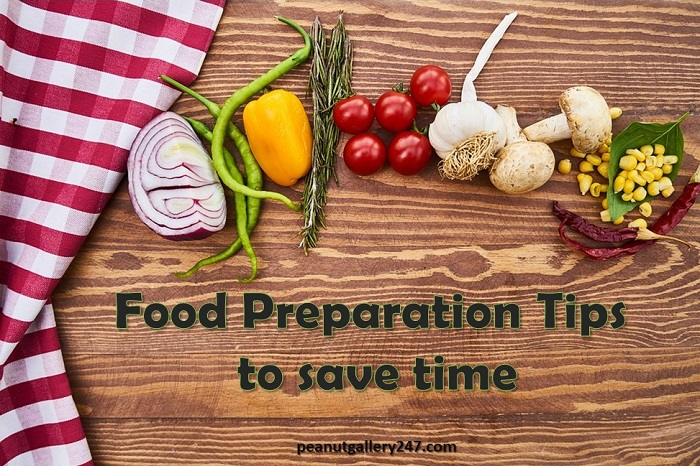 Food Preparation Tips to Save Time