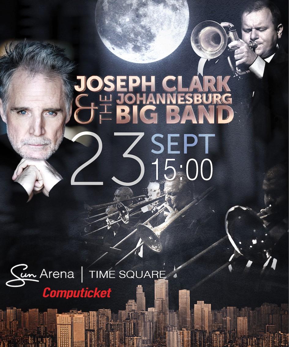 Joseph Clark and the Johannesburg Big Band - PeanutGallery247