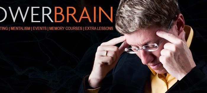 IMPROVE YOUR MEMORY WITH POWERBRAIN
