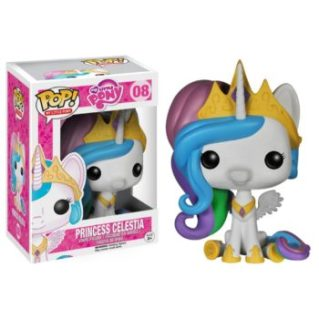Funko Collectibles - My Little Pony Princess Celestia - PeanutGallery247