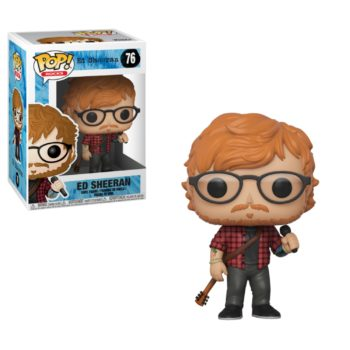 Funko Collectibles - Ed Sheeran- PeanutGallery247