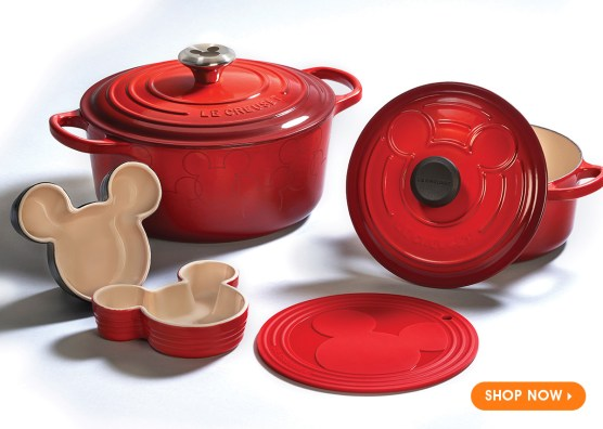 Mickey The True Original Le Creuset 1 - PeanutGallery247