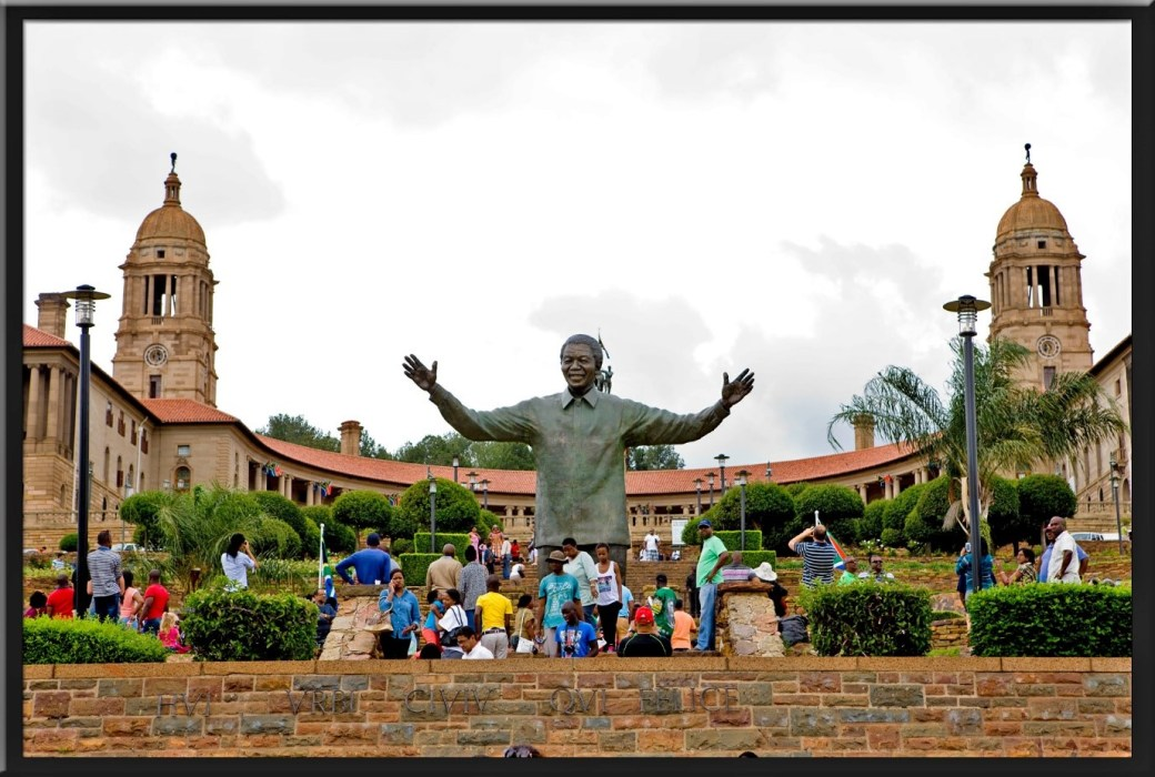 Photography Is Not a Crime - Union Buildings Pretoria - PeanutGallery247