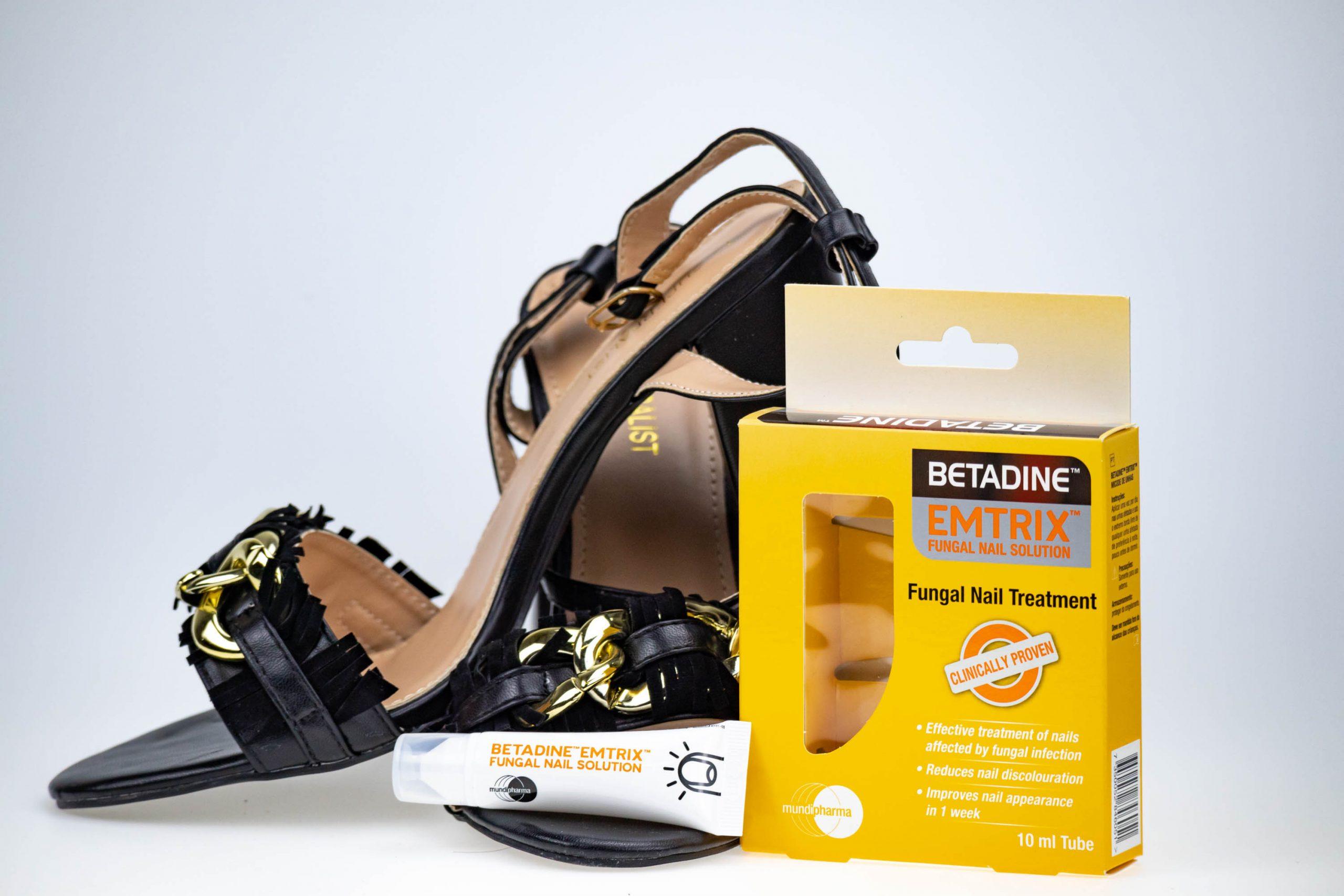 Betadine™ Emtrix™ Fungal Nail Solution