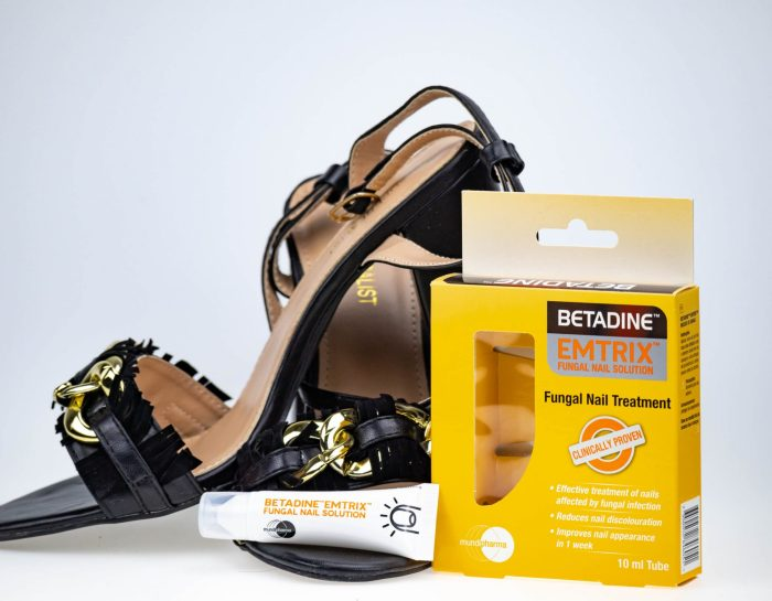 Betadine™ Emtrix™ Fungal Nail Solution