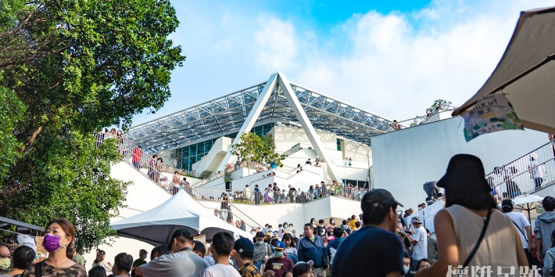 台南市集 在雪白山林間穿梭,遇見城市裡的美好市集 2020森山市集紀錄