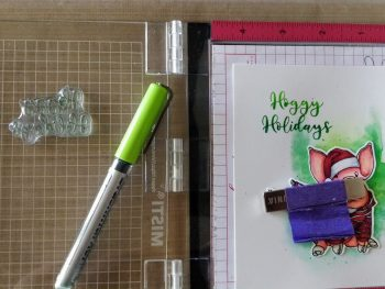 Stamping with Karin Markers