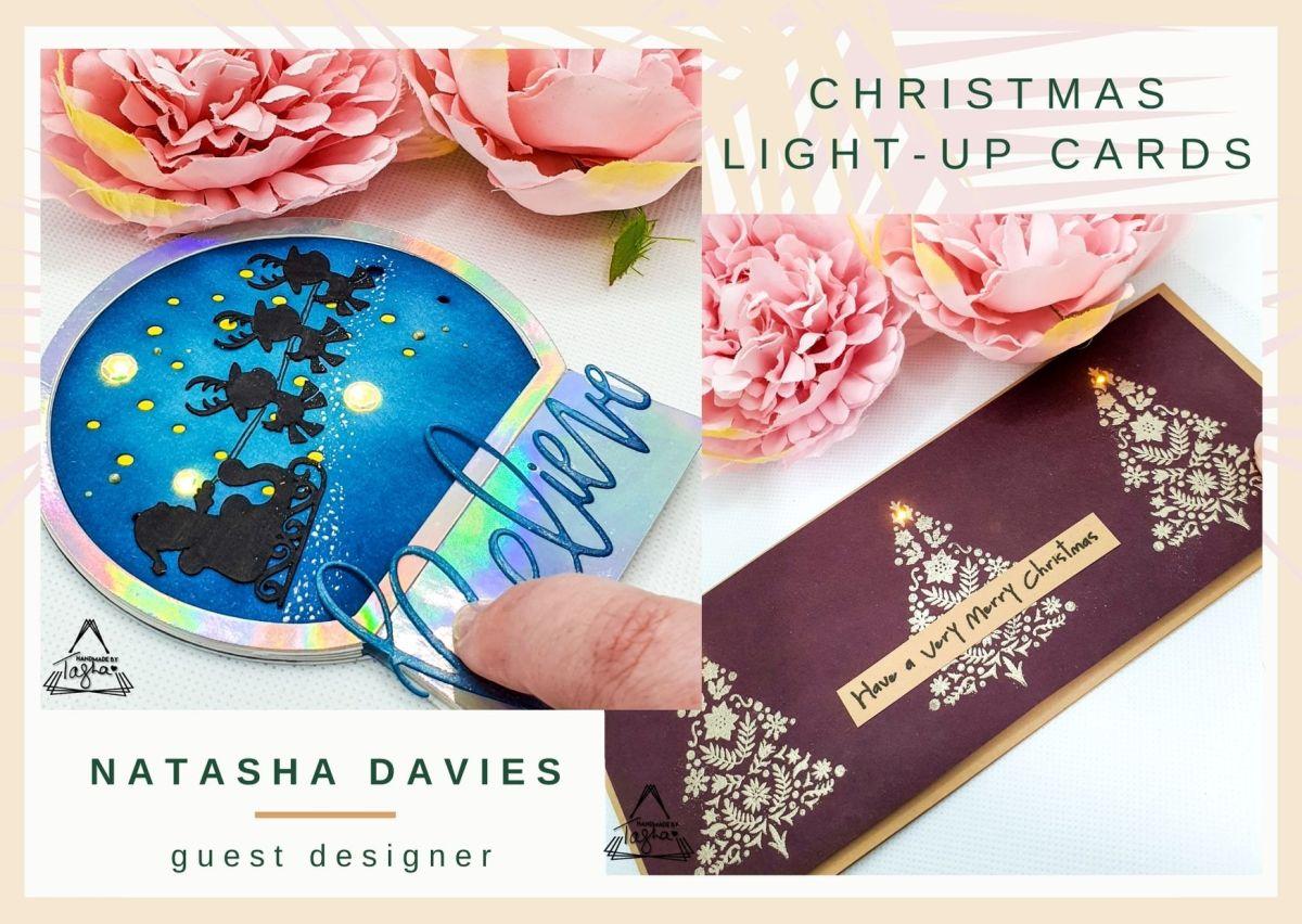 Light-up Cards with Natasha Davies