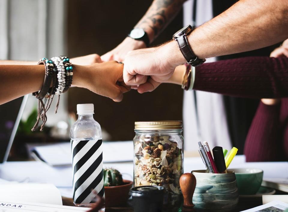 positive-team-interaction