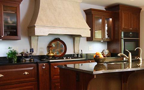 Cabinets Kemper Echo Pearl Design Group