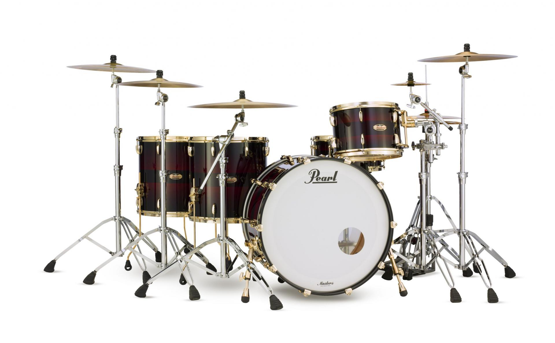 masters maple reserve pearl drum