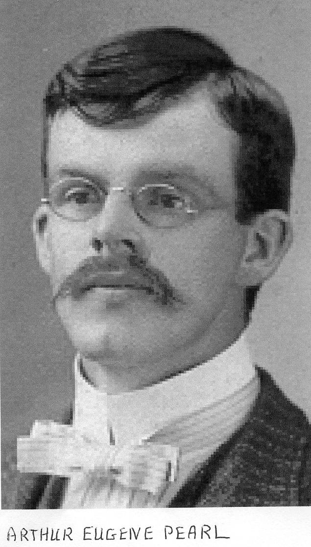 Arthur Eugene Pearl, 1878-1967