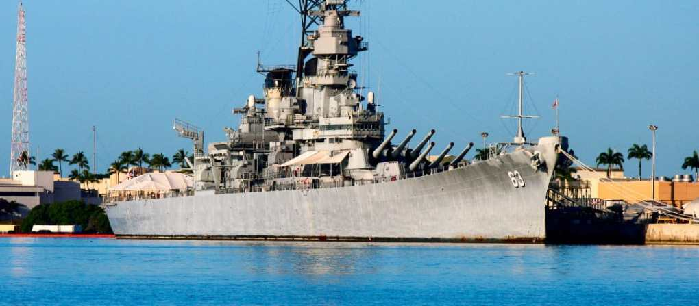 Missouri – Pearl Harbor Battleship