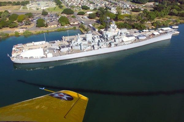 USS Missouri Memorial & Living History Day Pearl Harbor ...