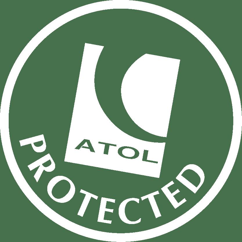 ATOL Protected - White Logo